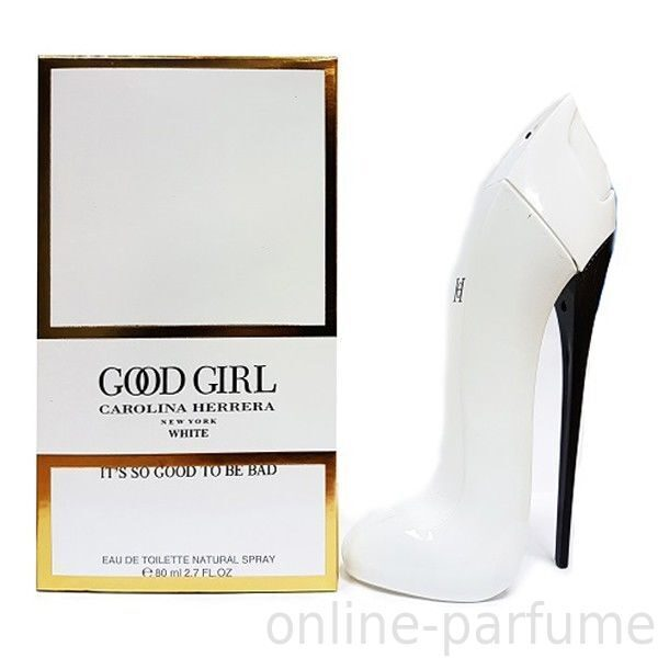 Carolina Herrera Good Girl White Parfum 100ml женская парфюмерия
